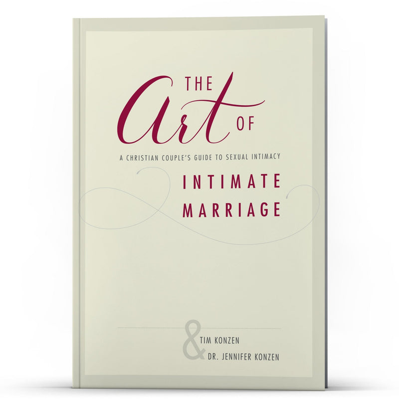 The Art of Intimate Marriage - Disciple Today Media Store
