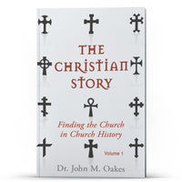 The Christian Story Vol 1 Kindle - Disciple Today Media Store