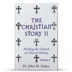 The Christian Story Vol 2 Apple/Android - Disciple Today Media Store