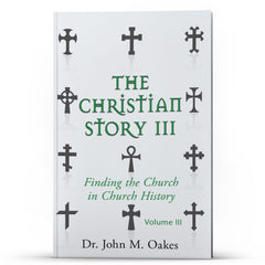 The Christian Story Vol 3 Apple/Android - Disciple Today Media Store
