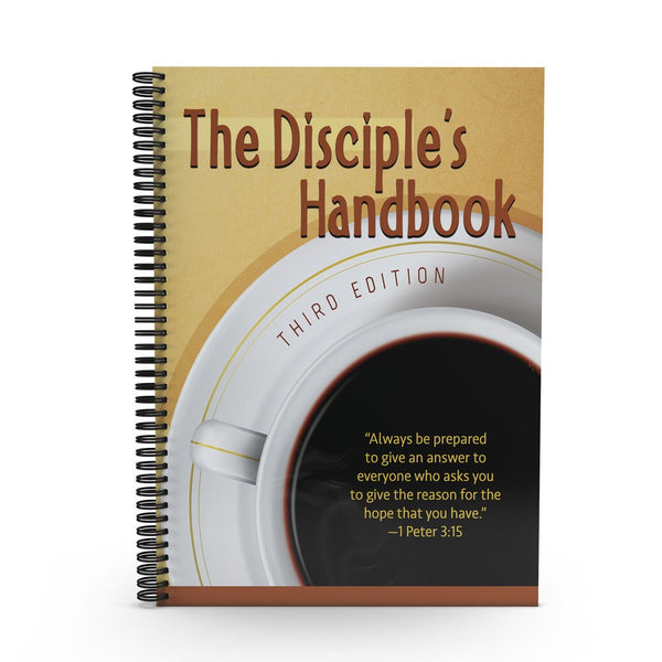 The Disciples Handbook (Third Edition) - Disciple Today Media Store