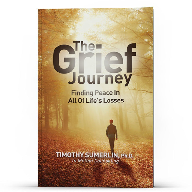 The Grief Journey Finding Peace in All of Life's Losses Apple/Android - Disciple Today Media Store