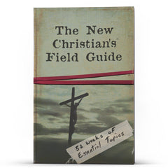 The New Christian's Field Guide Apple/Android - Disciple Today Media Store