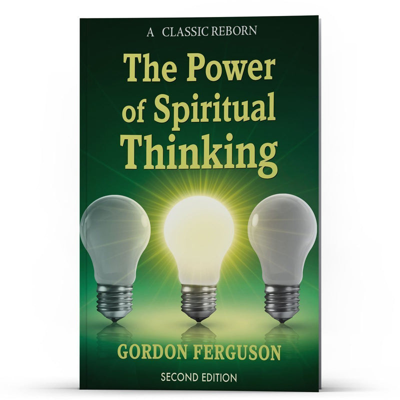 The Power of Spiritual Thinking 2nd Ed. Kindle - Disciple Today Media Store