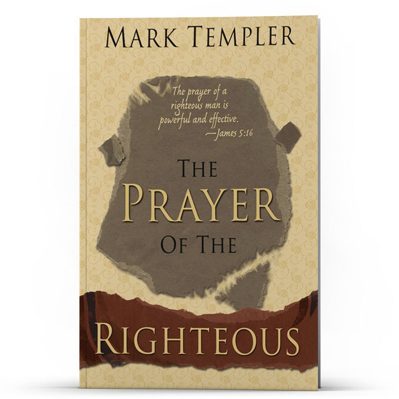 The Prayer of the Righteous Kindle - Disciple Today Media Store