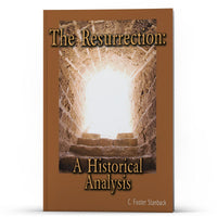 The Resurrection—A Historical Analysis - Disciple Today Media Store