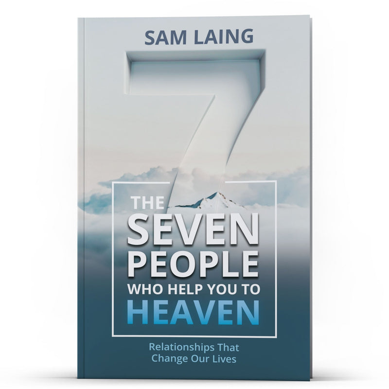 The Seven People Who Help You to Heaven Apple/Android - Disciple Today Media Store