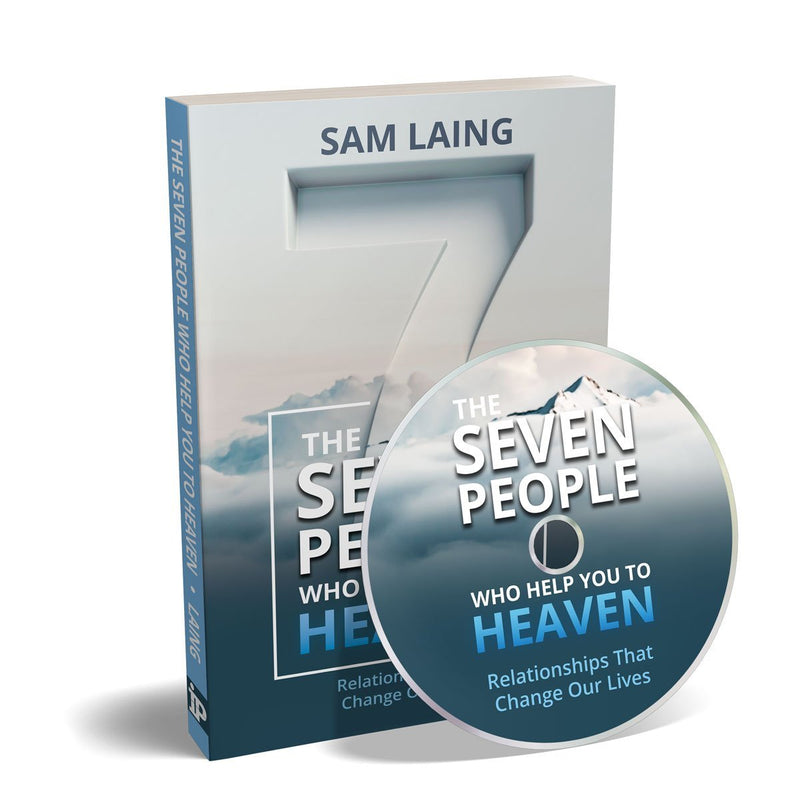 The Seven People Who Help You To Heaven (Audio Book) - Disciple Today Media Store