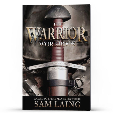 The Warrior Workbook Apple/Android - Disciple Today Media Store