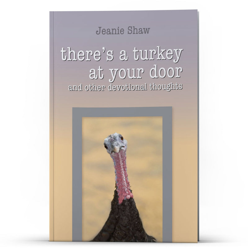 Theres a Turkey at Your Door - Disciple Today Media Store