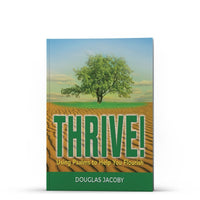 THRIVE: Using Psalms to Help You Flourish Kindle - Disciple Today Media Store