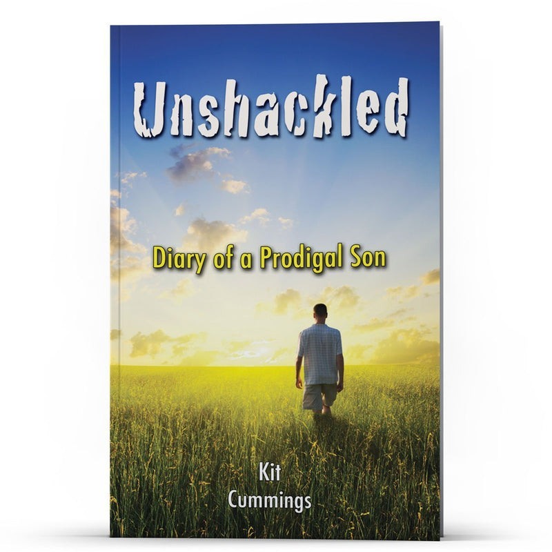 Unshackled: Diary of Prodigal Son Kindle - Disciple Today Media Store