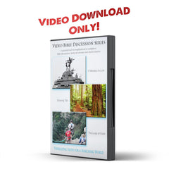 Video Bible Discussion Vol. 1 - Disciple Today Media Store
