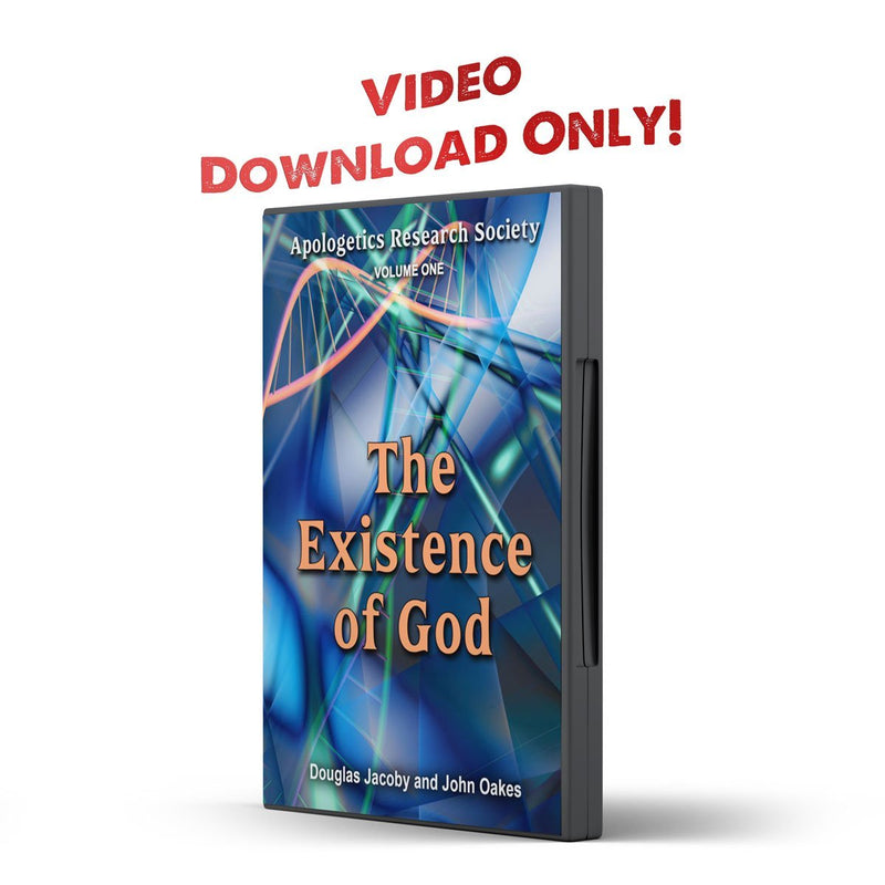 Vol 01 ARS The Existence of God - Disciple Today Media Store
