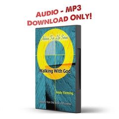 Walking With God: Lessons from the Book of Proverbs - Disciple Today Media Store