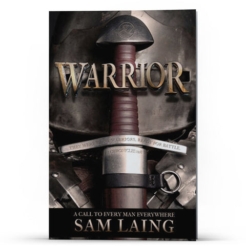 WARRIOR: A Call to Every man Everywhere Apple/Android - Disciple Today Media Store