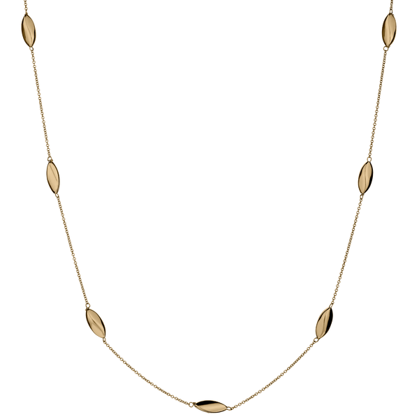 14kt YELLOW GOLD FANCY NECKLACE............NOW