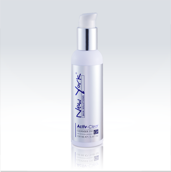 ACTIV-CLEAR CLEANSER 191 150ML [NY191S-0]