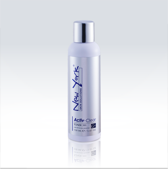 ACTIV-CLEAR TONER 391 150ML [NY391S-0]