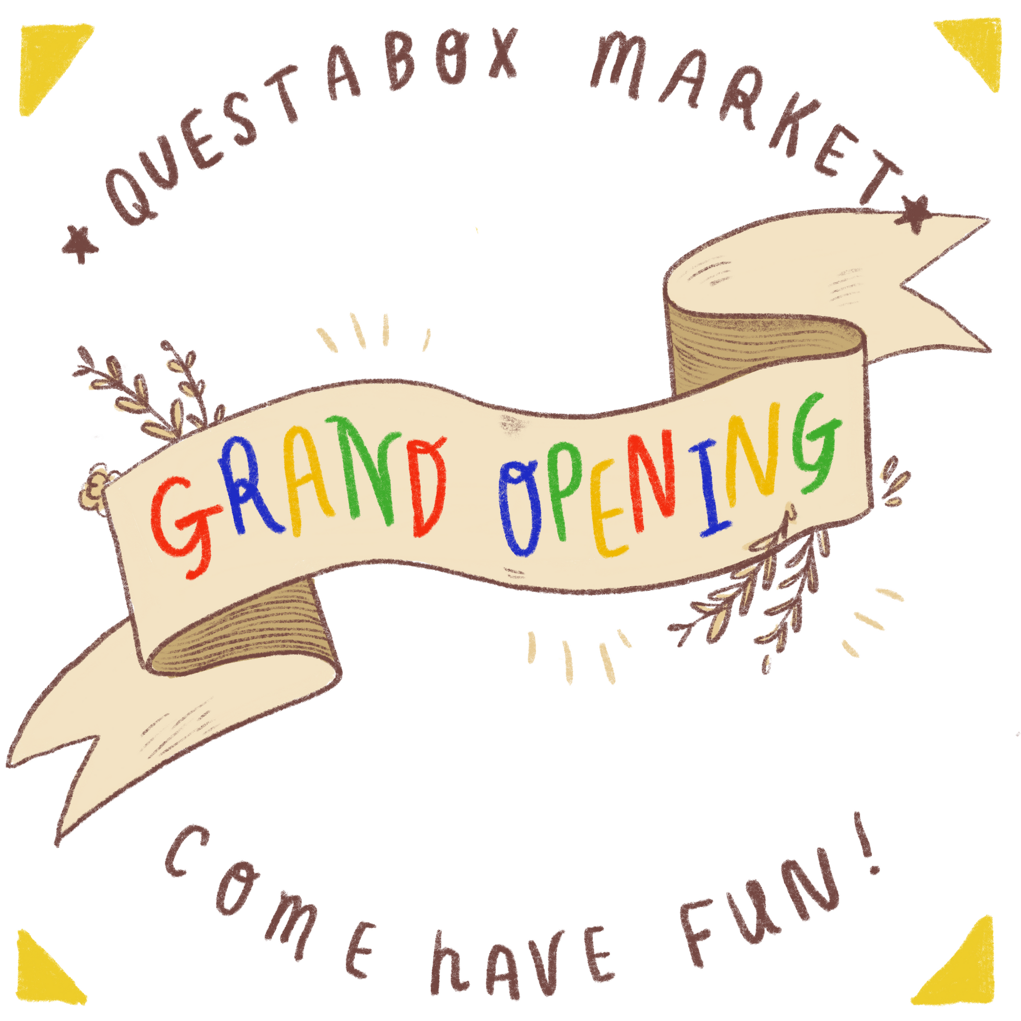 QUESTABOX Market is coming soon!