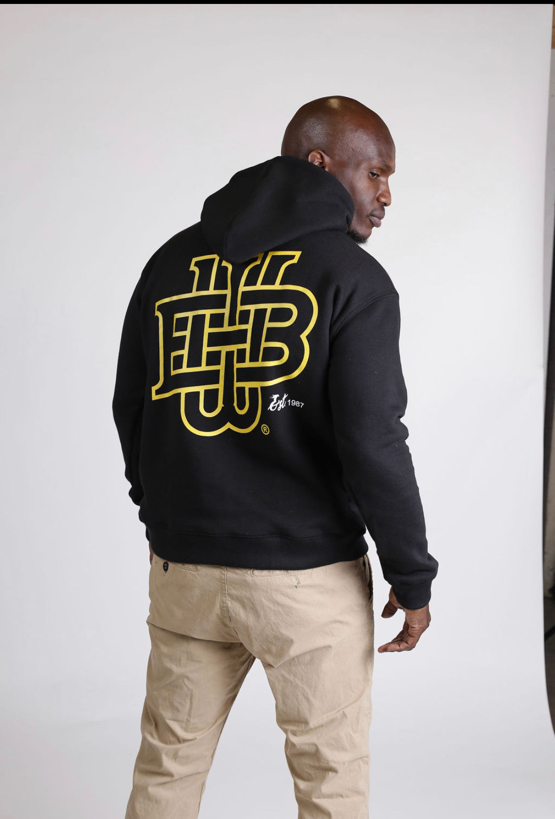 "Uncommon ""ZIP UP"" Hoodie - The Definition"