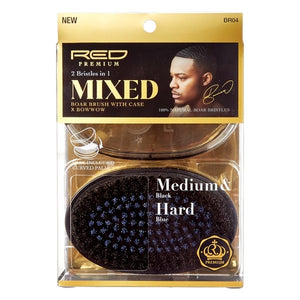 2 in 1 Mixed Brushes Boar Brush