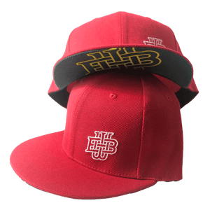 The Underdog Snapback bwapparel.com Red