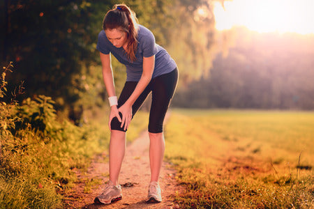 Natural Relief for Sports Injuries
