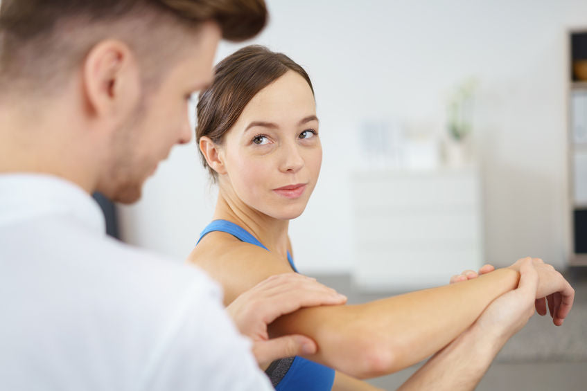 Tennis Elbow & How to Help Minimize The Pain