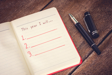 3 Common Resolutions Made at New Year's
