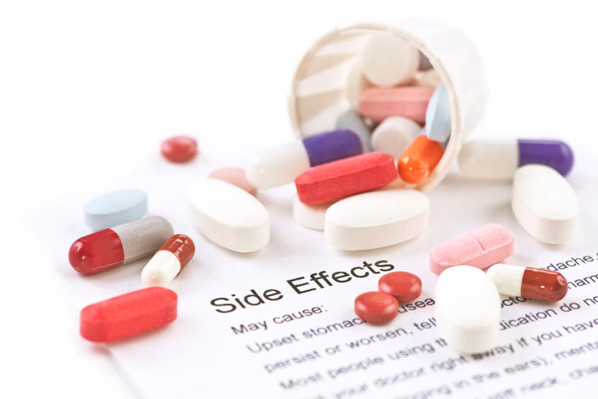 Side Effects of Common Medications