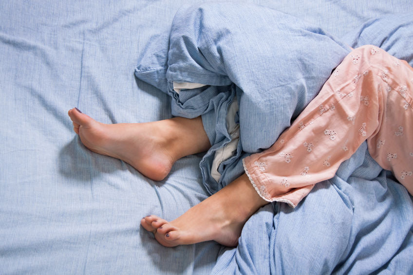 Living With Restless Leg Syndrome