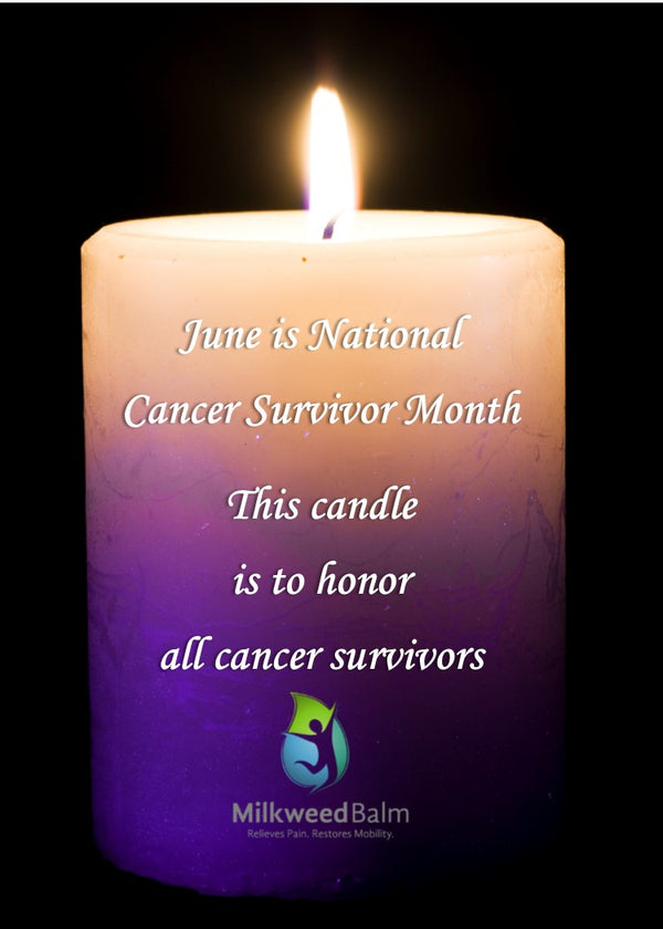 Cancer Survivor Day - June 7, 2020