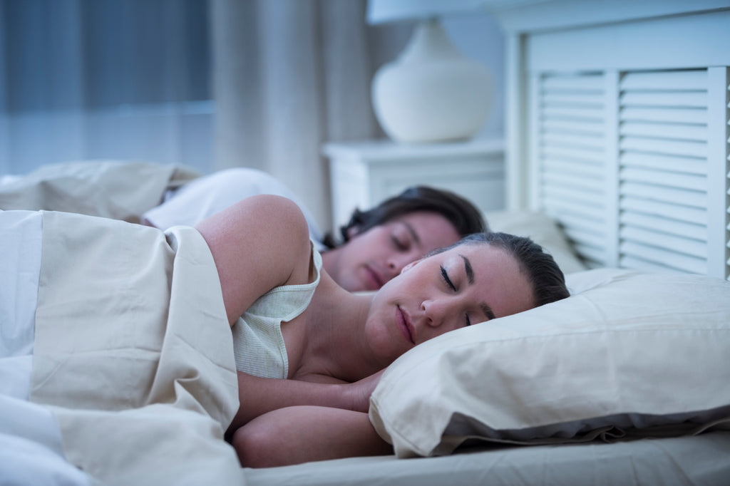 The Healing Power of a Good Night's Sleep