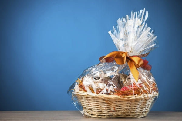 Get Well Basket: Thoughtful Ways to Help a Friend in Need