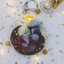 Load image into Gallery viewer, Mando Ornament Charm