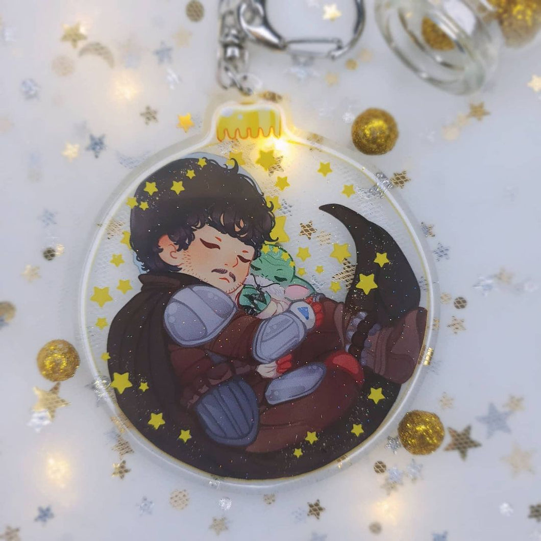 Mando Ornament Charm