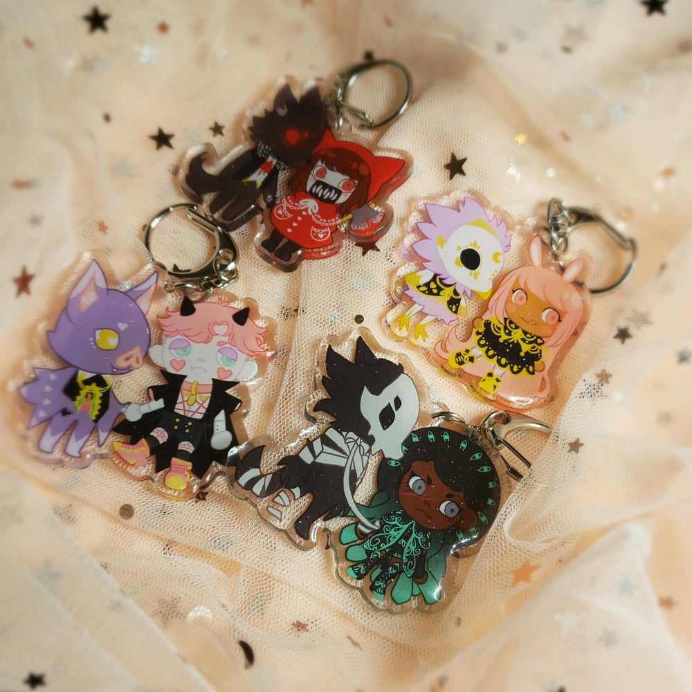 Animal Crossing  OC charms
