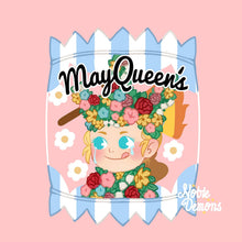 Load image into Gallery viewer, Midsommar May Queen Candy Bag Charm [PREORDER]