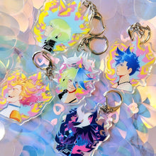 Load image into Gallery viewer, Promare 3D Charms