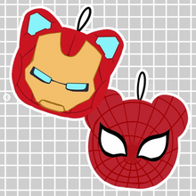 Load image into Gallery viewer, Superhero Squishies