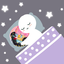 Load image into Gallery viewer, Bubbline Pillow