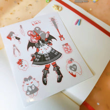 Load image into Gallery viewer, Mahou Shoujo Sketchbook