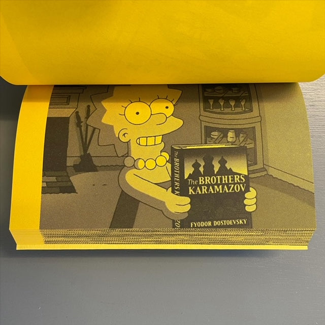 Lebrun Olivier - A Final Companion To Books From The Simpsons - Rollo Press 2020