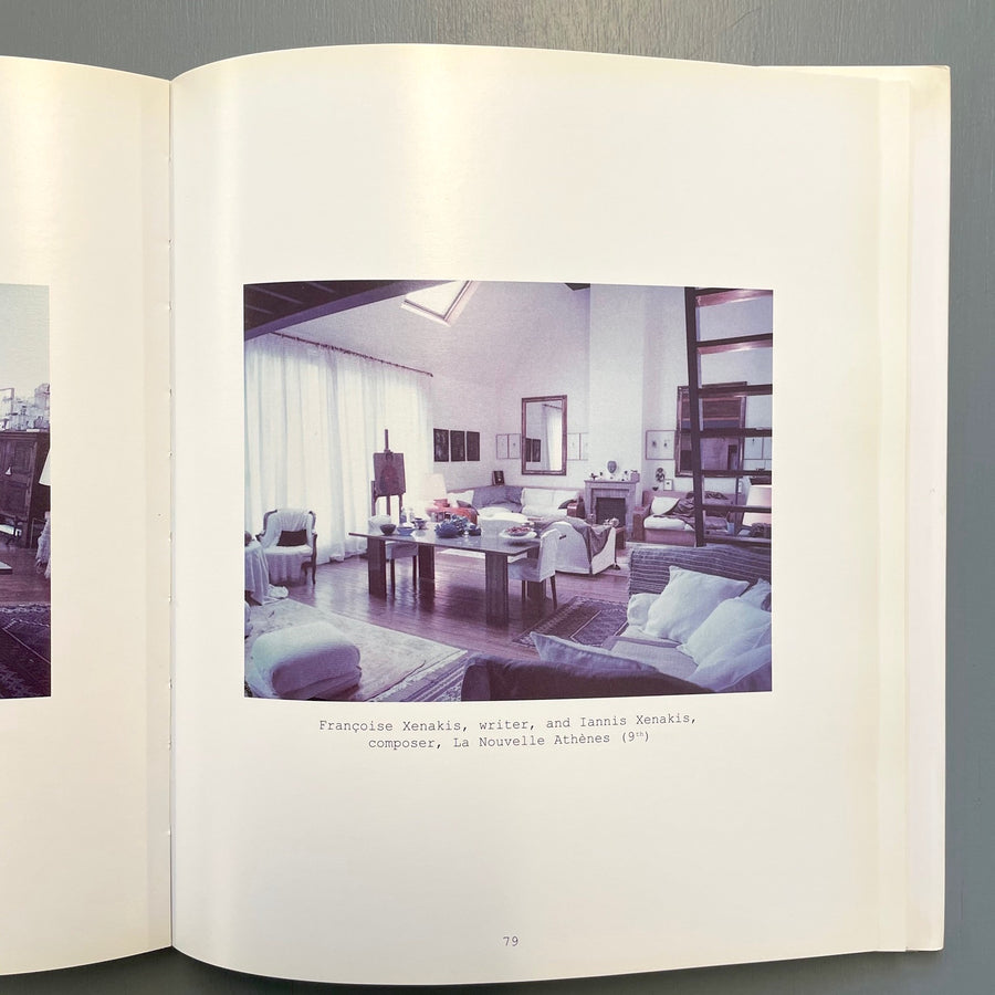 Nabokov Dominique - Paris Living Room - Assouline 2002