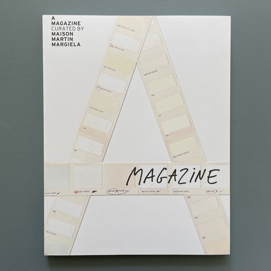 A#1 Maison Martin Margiela - A Magazine curated by  - 2021 limited edition