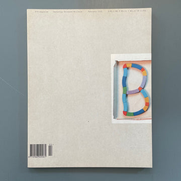 A Magazine - N°B Bernhard Willhelm - 2002