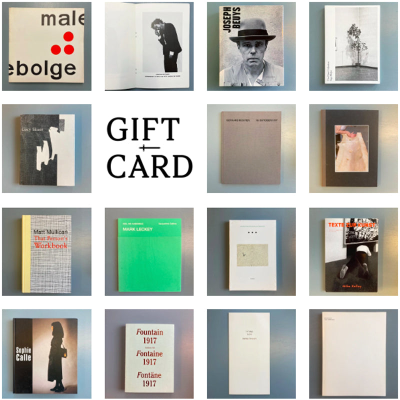 Gift Cards from Saint-Martin Bookshop to friends and family