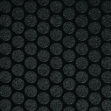 Load image into Gallery viewer, G-Floor 60 Mil Small Coin 5' x 10' Midnight Black Flooring
