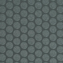 "Load image into Gallery viewer, G-Floor 60 Mil Small Coin 8'6"" x 24' Slate Grey Flooring"